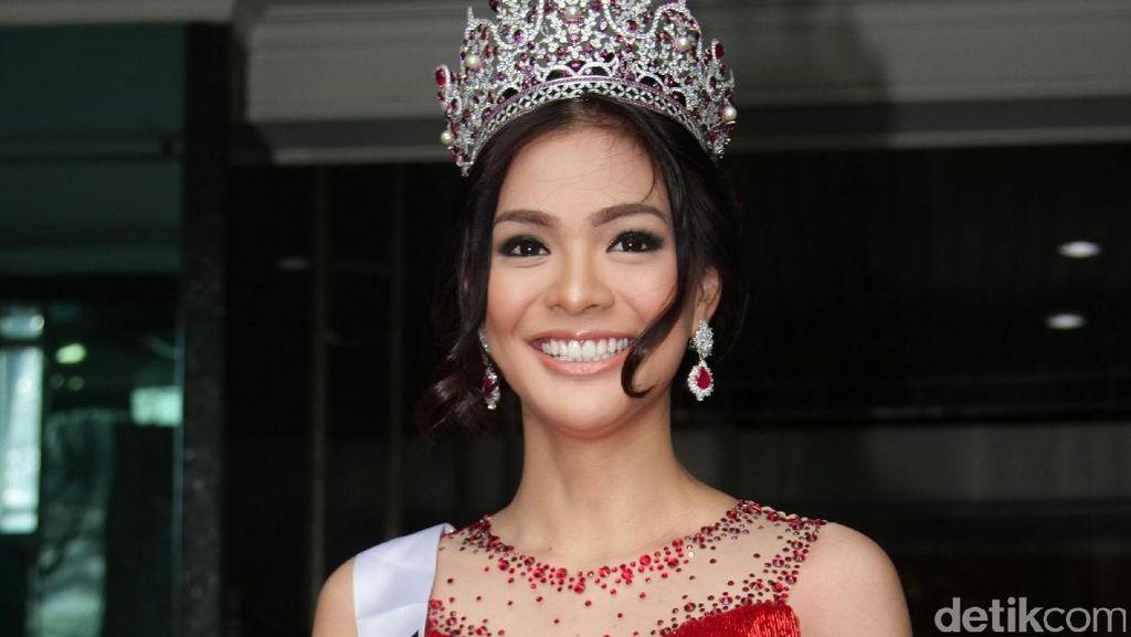 Ini yang Akan Dilakukan Kezia Warouw Pasca Puteri Indonesia