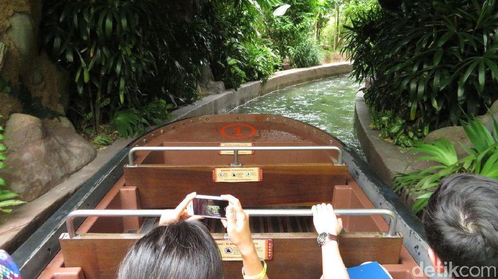 Potret Amazon di Singapura