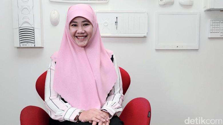 Asma Nadia: Penulis yang Royalti Rendah Juga Kena Pajak Foto: Asep Syaifullah