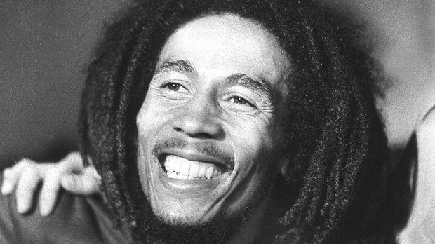 Bob Marley meninggal pada 11 Mei 1981 diusia 36. (