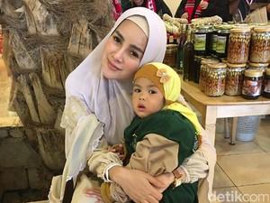 Olla Ramlan Sudah Nazar untuk Berjilbab, Kapan Rencananya?