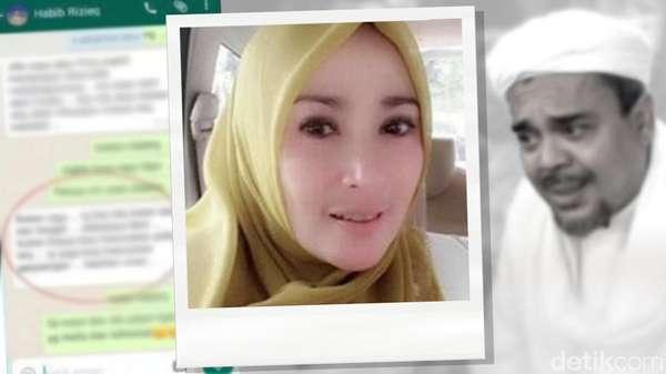 Setelah Firza Husein, Kak Emma Diperiksa Jadi Saksi Habib Rizieq