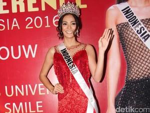 Karena Ivan Gunawan, Kezia Warouw Harus Bawa Peti Mati ke Miss Universe