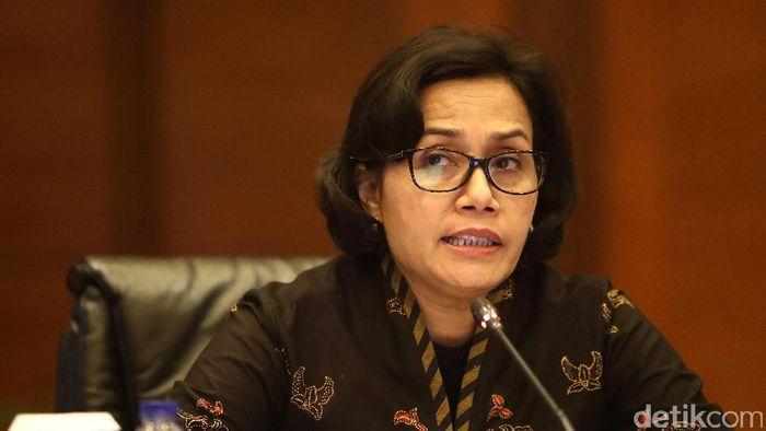 Sri Mulyani Indrawati merupakan Menteri Keuangan Kabinet Kerja. Sebelumnya wanita kelahiran Lampung 26 Agustus 1962 itu juga menjabat menteri keuangan Kabinet Indonesia Bersatu.