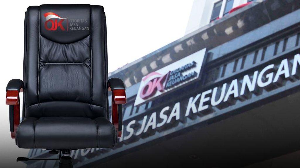 Beredar Nama Calon Bos OJK Pilihan Jokowi