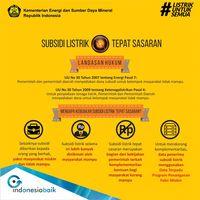 Subsidi Listrik Hanya untuk Masyarakat Tak Mampu