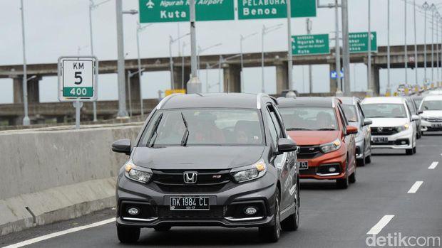 Menguji Ketangguhan All New Honda Mobilio di Pulau Dewata