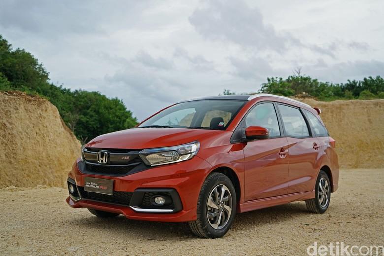 Honda Mobilio. Foto: PT Honda Prospect Motor