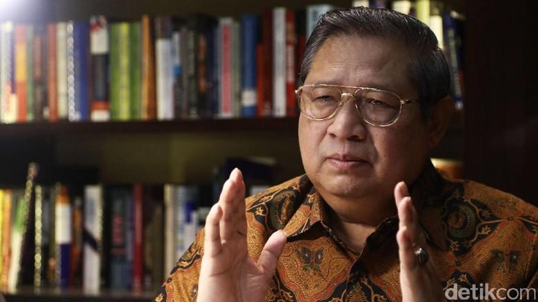 Diminta Jangan Diam, SBY akan Lebih Sering Bicara di Pemilu 2019