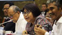 Plt Dirut Pertamina Rapat Dengan Komisi VII