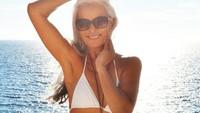 Yazemeenah Rossi, Model Lingerie Disebut Sebagai Nenek Tercantik di Dunia