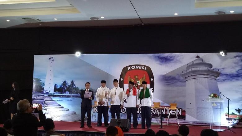 Indo Barometer: Pemenang Pilkada Banten Harus Tunggu dari KPU