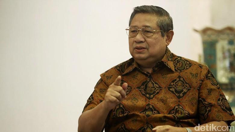 SBY: Substansi Perppu Ormas Ada yang Tak Tepat, Segera Revisi