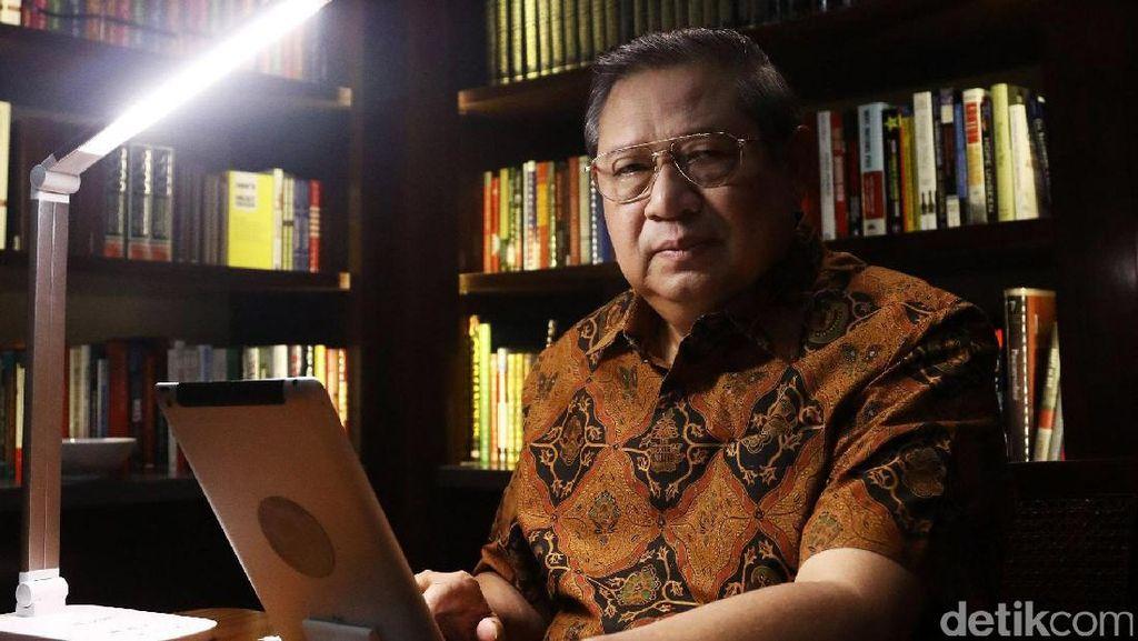 Pesan SBY soal Jaga Ekonomi RI: Jangan Too Little and Too Late