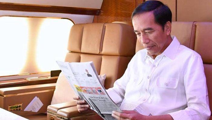Foto: Presiden Jokowi (dok. Biro Setpres)