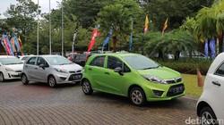 Februari, Bangkitnya Mobil Malaysia dan Amerika di Indonesia