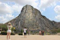 Melihat Keajaiban Laser Buddha Lebih Dekat