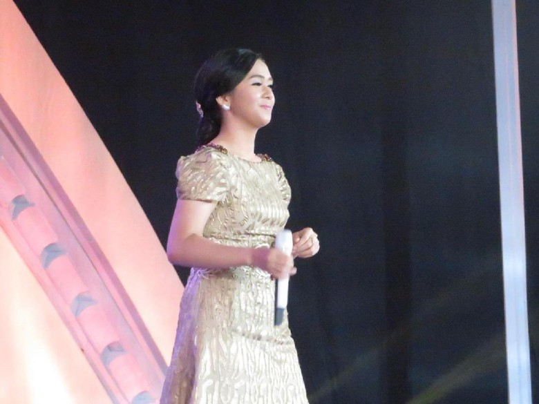 Putri Ayu Foto: Gibran Maulana/detikcom