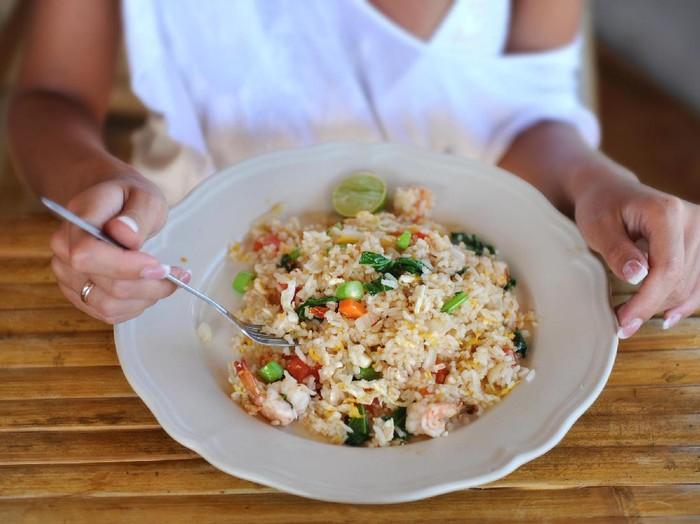 Makanan enak dan kaya rasa ternyata bermanfaat bagi kesehatan. Foto: ilustrasi/thinkstock