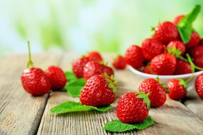 strawberry termahal