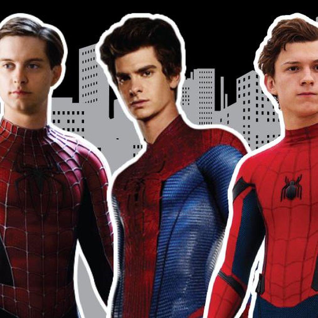 All About Spider-Man di Bioskop Trans TV Spesial HUT Transmedia ke-18
