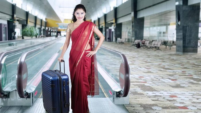 Ilustrasi turis India (Thinkstock)