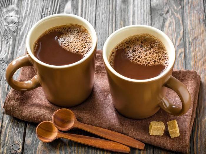 variasi racikan hot chocolate