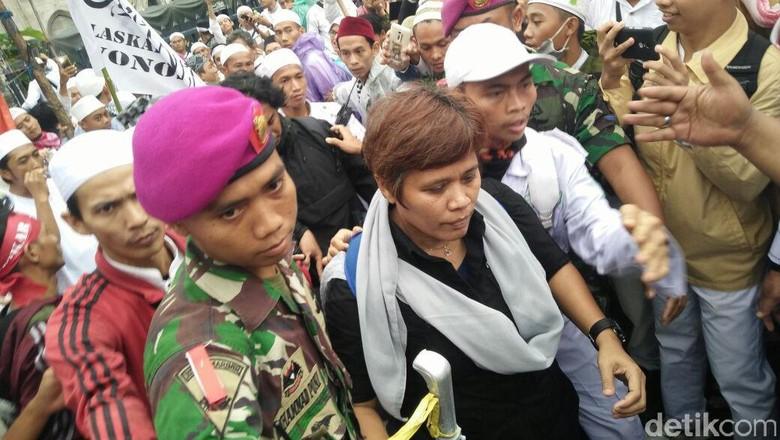 Mengaku Dipukul di Aksi 112, Wartawan Metro TV Melapor ke Polisi