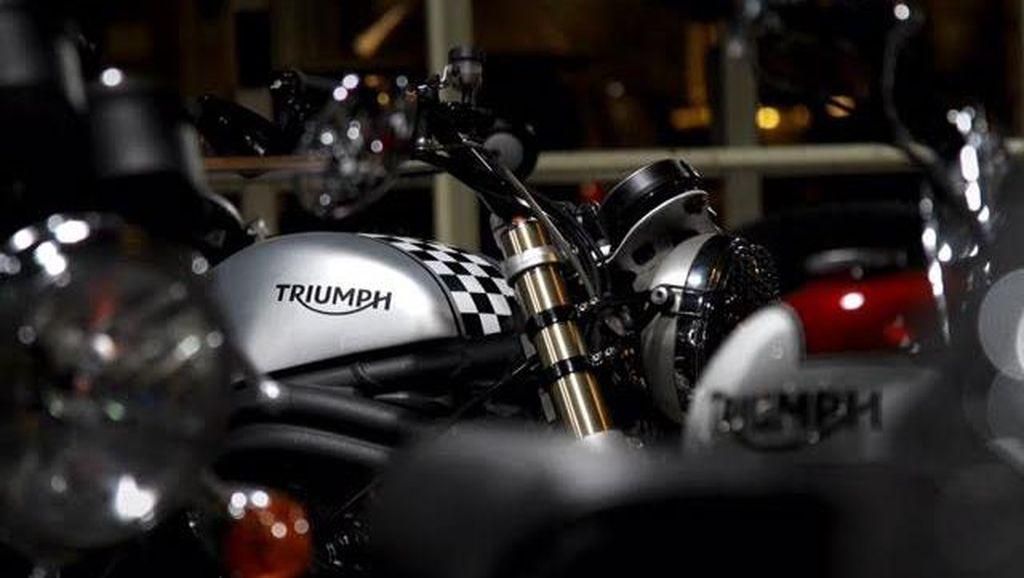 Mesinnya Digunakan Moto2 Tahun Depan, Triumph Ketiban Untung