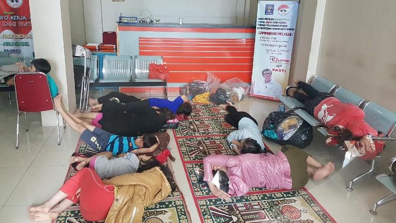 Imigran Asal Vietnam Terdampar di Pandeglang