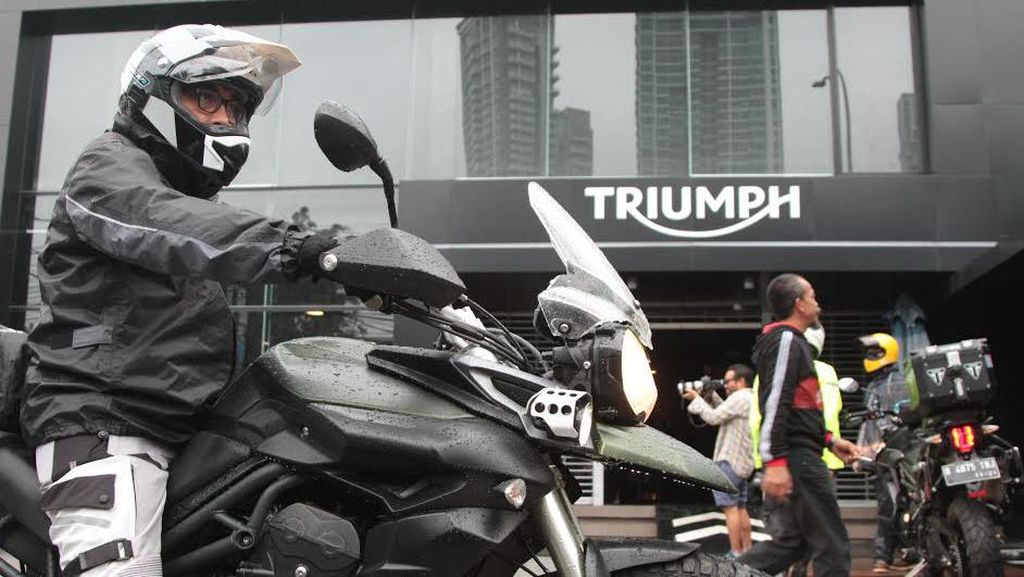 Triumph Ingin Hapus Kesan Moge Arogan