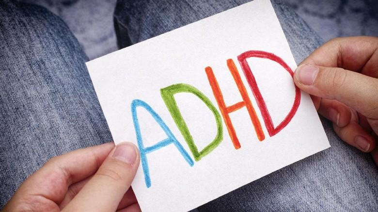 Ilustrasi ADHD/ Foto: thinkstock