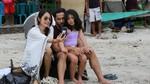 Mengintip Liburan Uki NOAH Bersama Keluarga di Gili Trawangan