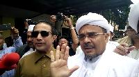 Kasus Habib Rizieq Masih Diproses Penyidik