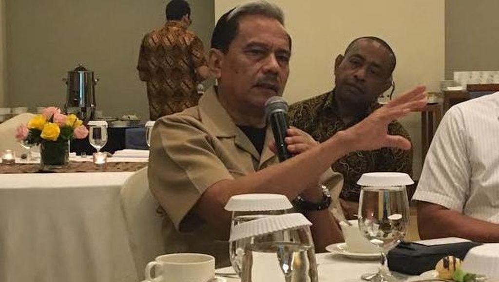 Chappy Hakim Resmi Mundur dari Posisi Presdir Freeport
