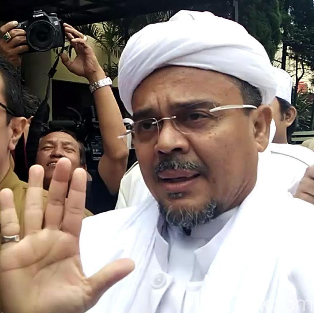 GNPF: Masa Saudi yang Melindungi Habib Rizieq, Indonesia ke Mana?
