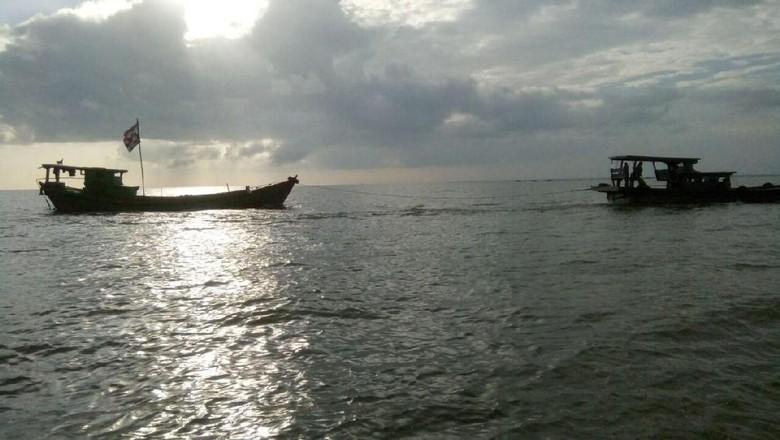 Awak Kapal Pengawas Perikanan Dipulangkan dari Vietnam