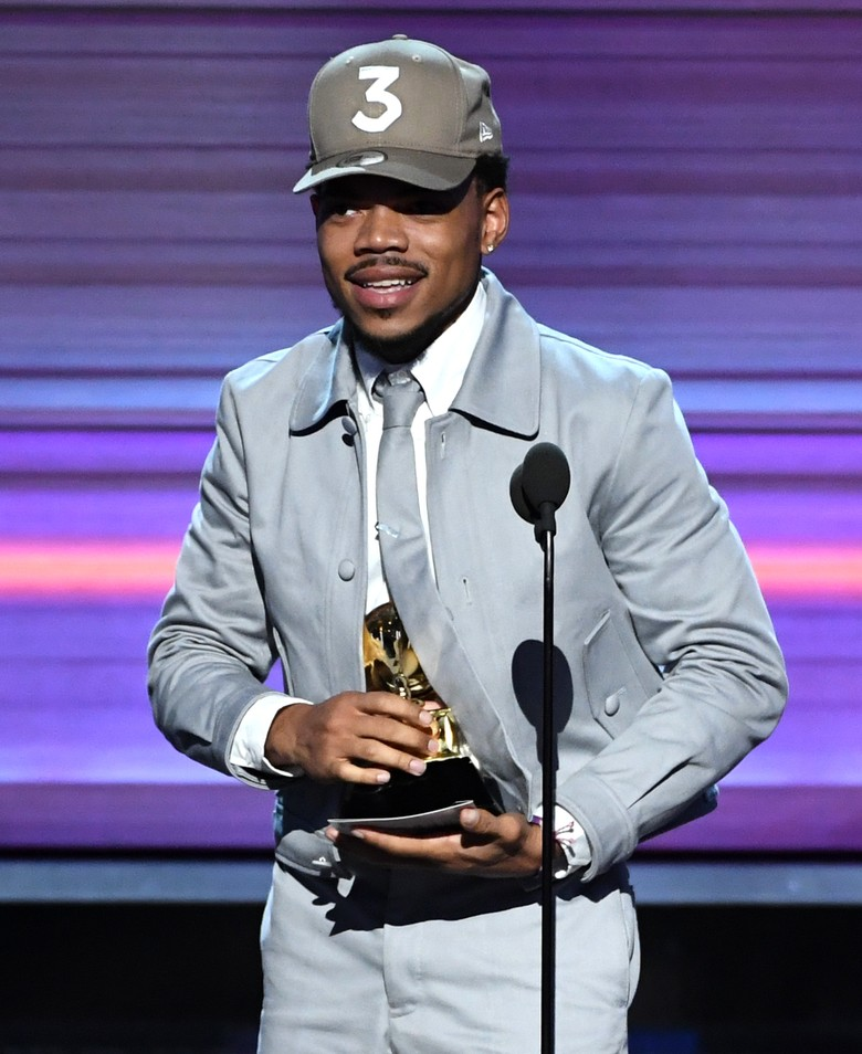 Chance The Rapper. Foto: Kevin Winter/Getty Images for NARAS