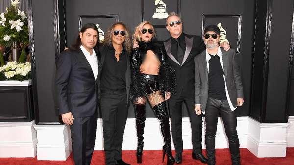 Totalitas Lady Gaga di Panggung Grammy 2017
