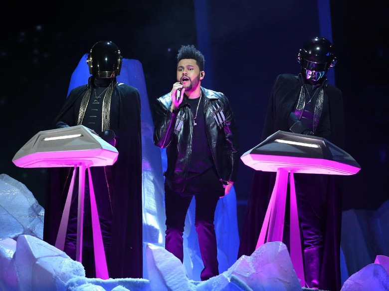 The Weeknd Foto: REUTERS/Lucy Nicholson