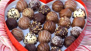 Percantik Cokelat Truffle dengan Tips Praktis Ini