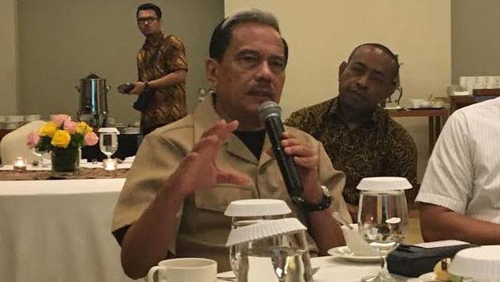 Chappy Hakim Mundur, Ini Komentar Bos Besar Freeport