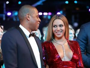 <i>Lovely Moment</i> Beyonce dan Jay-Z di Grammy Awards 2017