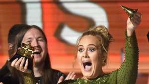 Tak Hanya Beyonce, Ciara Juga Jadi Bumil di Grammy 2017