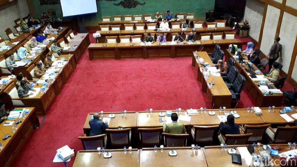 Komisi XI Setuju RUU PNBP Jadi UU