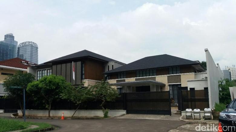 Airlangga Datangi Rumah SBY, Bahas Koalisi?