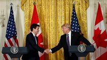 Siap-siap! Perang Dagang AS-Kanada di Depan Mata