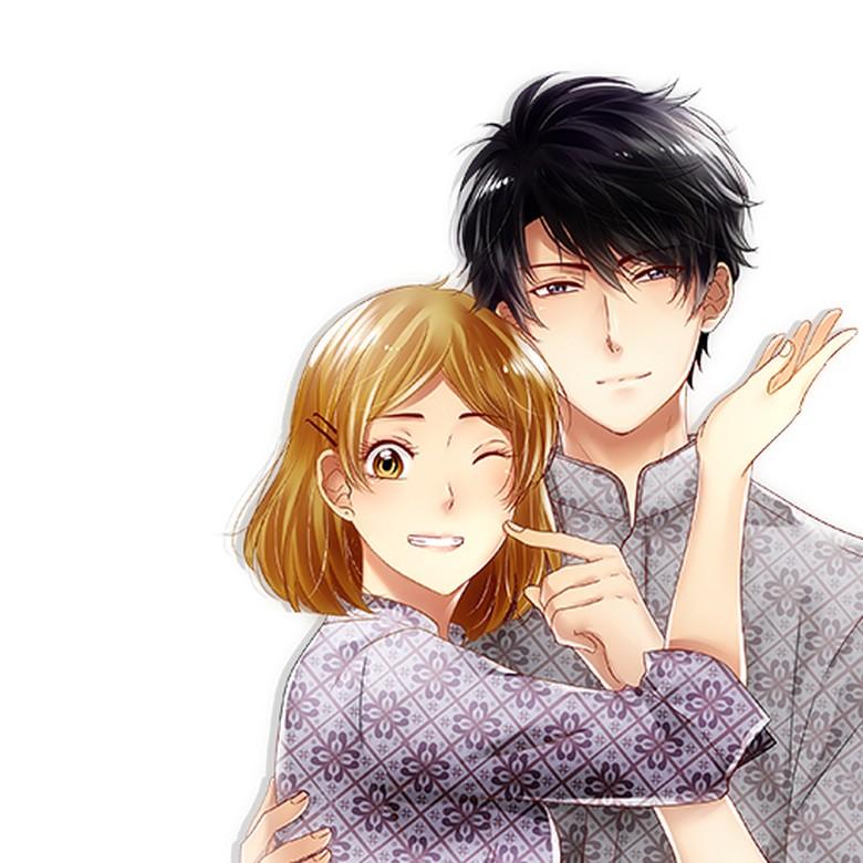 55 Gambar Webtoon Korea Romantis HD Terbaik