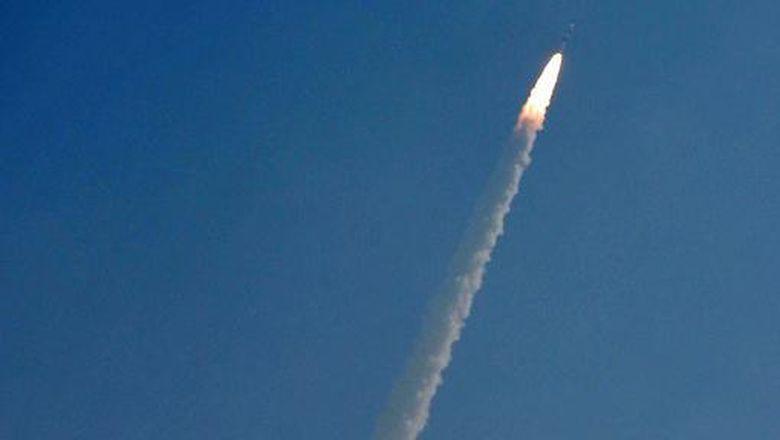 Woww, Roket India Luncurkan 31 Satelit Sekaligus ke Luar Angkasa