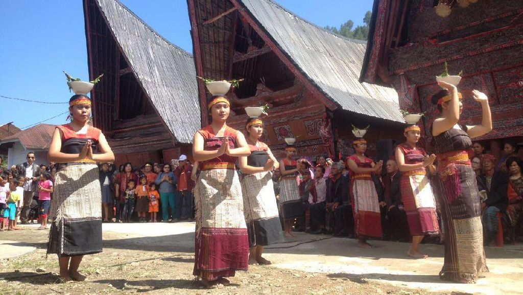 Tiga Desa Adat Batak Bersatu Majukan Pariwisata